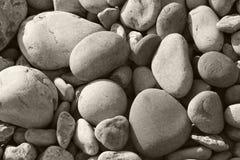 Stones. In The Burren reservation (Ireland stock image