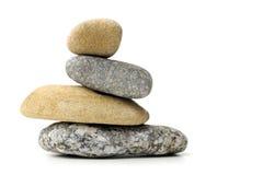 Stones. Horizontal image of balancing stones Royalty Free Stock Photography