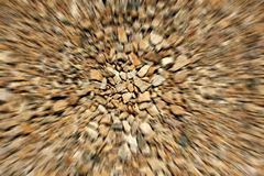 Stones abstract blur Stock Photos