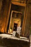Stones at Angkor Wat Stock Image