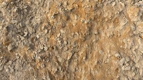 Stone crumb. Stones as a background, scattering of stones as a background, textured soil, stone crumb royalty free stock photos