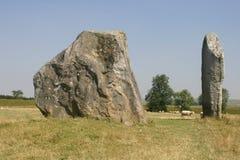 Avebury Stone Circle Stock Image