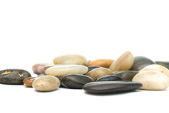 Stones Background. Assorted stones background Royalty Free Stock Image