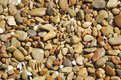Stones background Royalty Free Stock Photo