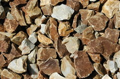 Stones background Royalty Free Stock Photos