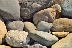 Stones background Royalty Free Stock Photography