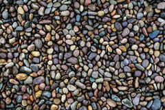 Stones background. Abstract wet stones background stock photos