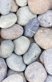 Stones Background. Royalty Free Stock Photography