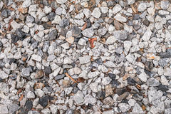 Stones background. closeup of stones texture Stock Image