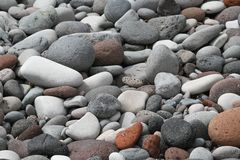 Stones background. Stock Photography