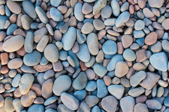 Stones background at the nature Royalty Free Stock Photo