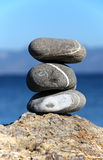 Stones in balance Stock Photography