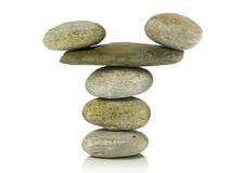 Stones in balance Stock Photos