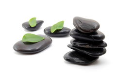 Stones in balance Stock Image