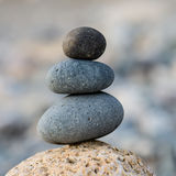 Stones balance background Royalty Free Stock Photography