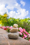 Stones balance stock images
