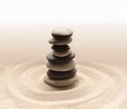 Stones balance Royalty Free Stock Photo
