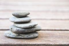 Stones balance Royalty Free Stock Photography