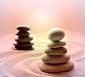 Stones balance Stock Photos