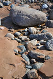 Stones. In the Baltic sea Royalty Free Stock Photo