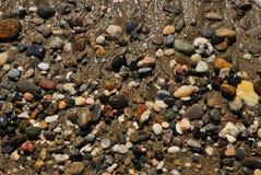 Stones beach Royalty Free Stock Photos