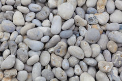 Stones in the beach of Etretat Stock Photos