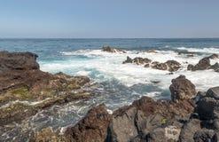 Stones on a beach Stock Photos