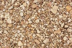 Stones. On the bottom of the stream Stock Photo