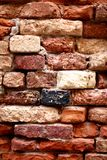 Stones brick background Royalty Free Stock Photo