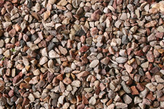 Stones - Building fraction Royalty Free Stock Photography