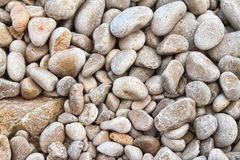 Stones on the coast Royalty Free Stock Photos