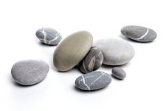 Stones collection Royalty Free Stock Images