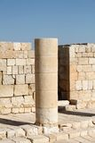 Stones Column Royalty Free Stock Photography