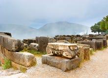 The stones Stock Image