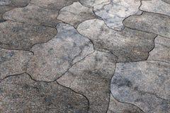 Stones floor Stock Image