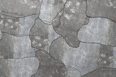 Stones floor Stock Photography