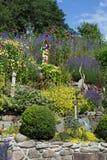 Stones garden Royalty Free Stock Photography