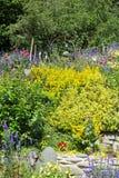 Stones garden Stock Image