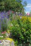 Stones garden Royalty Free Stock Photos