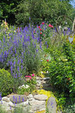 Stones garden Stock Photography