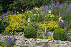 Stones garden Royalty Free Stock Images