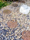 Stones garden Royalty Free Stock Image