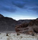 Stones of Geological Park Timna Royalty Free Stock Photo