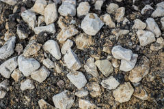 Stones. Grey stones as background or texture Royalty Free Stock Image