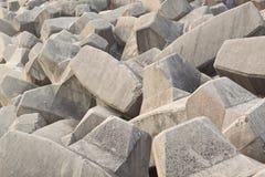 Stones on the ground Royalty Free Stock Photo