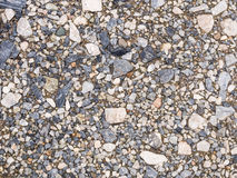 Stones ground Stock Photography