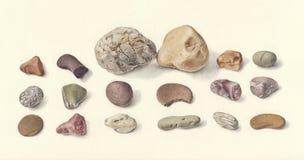 Stones.jpg 免版税库存照片