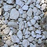 The stones of limestone Royalty Free Stock Image