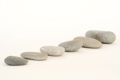 Stones in-line Stock Photography