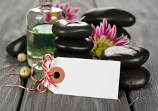 Stones for massage Royalty Free Stock Images